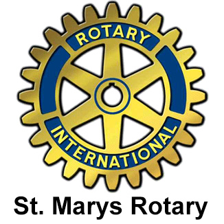 St. Marys Rotary Club logo