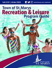 Recreation & Leisure Program Guide cover