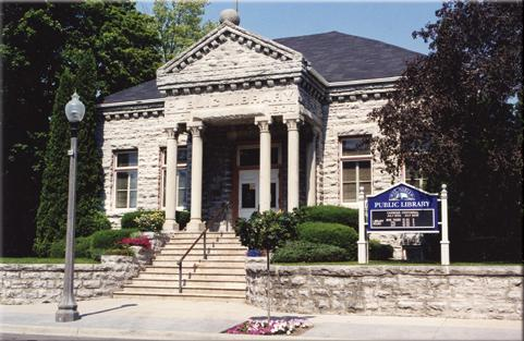 St. Marys Library
